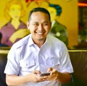 Ketua Abdi Merah Putih Ian Latanro